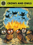 ACK - FABLES & HUMOUR - #561 - Panchatantra - Crows & Owls [English]