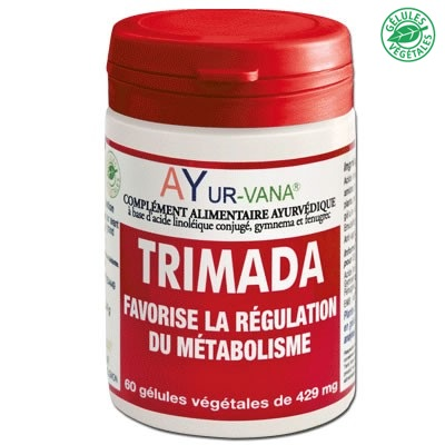 Trimada (absorption des lipides) - Ancien packaging