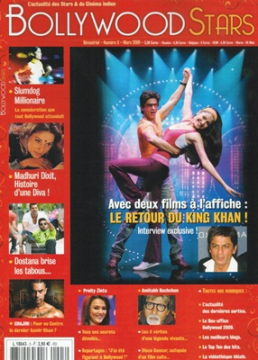 Bollywood Stars N°3 (revue) [DERNIER EXEMPLAIRE]