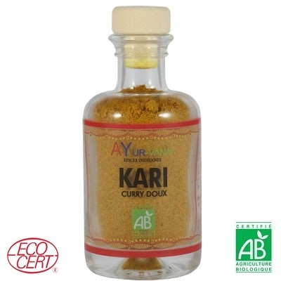 Kari (curry doux)