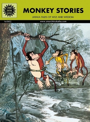 ACK - FABLES & HUMOUR - #543 - Jataka Tales - Monkey Stories [English]