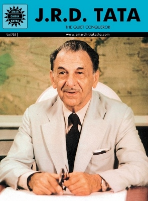 ACK - VISIONARIES - #735 - JRD Tata [English]