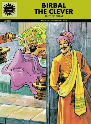 ACK - FABLES & HUMOUR - #558 - Birbal the Clever [English]