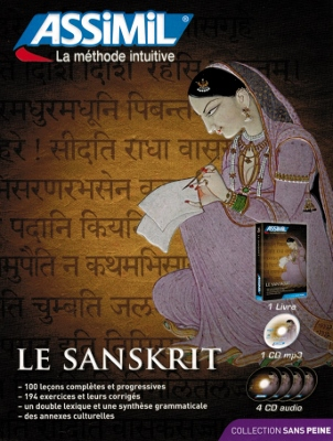 [Sanskrit] Le sanskrit (Super Pack : méthode + 5 CDs)